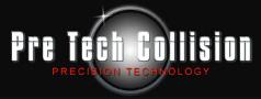 Pretech Collision Logo
