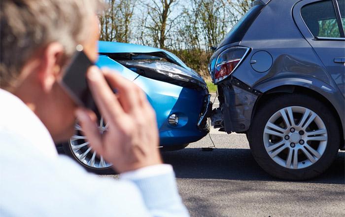 Auto Accident Insurance Claim - Victoria BC
